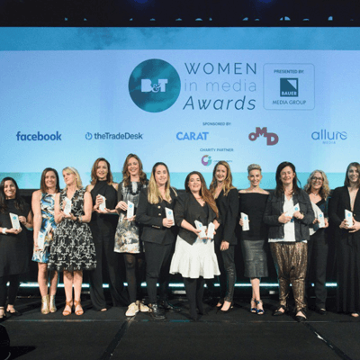 B&T's Women In Media