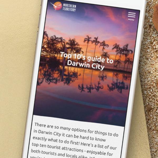 Tourism NT