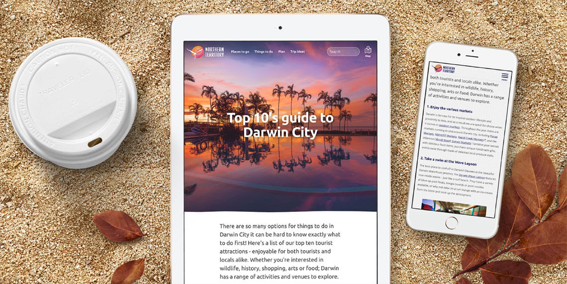 Tourism NTPreview